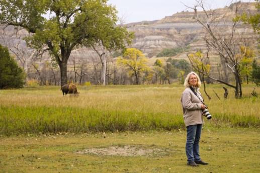 Theodore Roosevelt Natl. Park, North Billings, ND www.usathroughoureyes.com