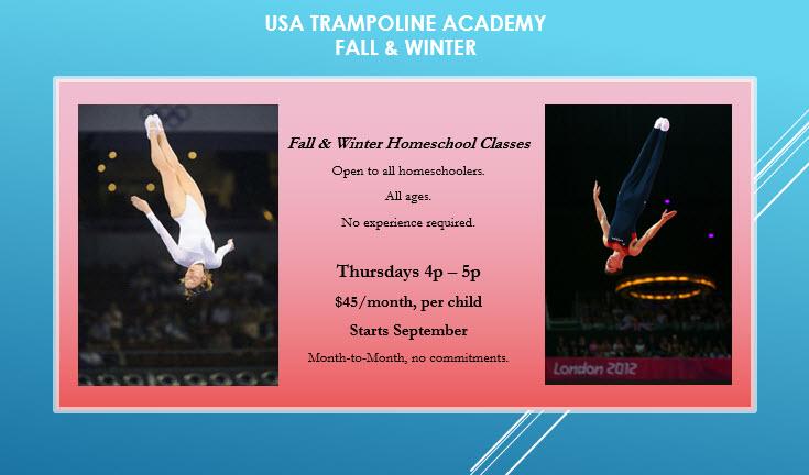 Fall Homeschool Ad