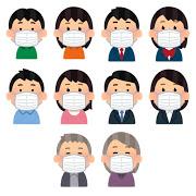 【新型コロナ】米CDC発表、「2重マスク」は効果倍増 機能を最大限に生かすには...
