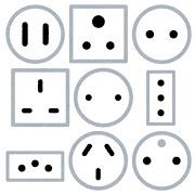 【技術】なぜ電圧やプラグ差込口の種類がたくさんあるの?