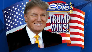 Image result for trump wins the election