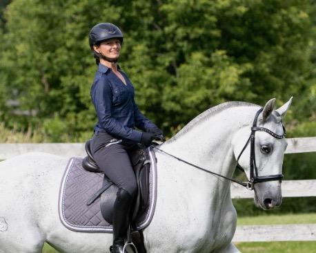 Erica Peet of Peet Equestrian