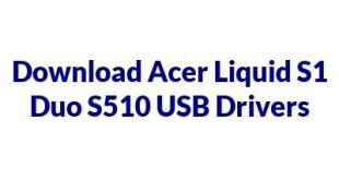 Acer Liquid S1 Duo S510