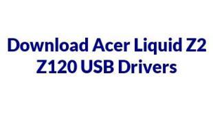 Acer Liquid Z2 Z120