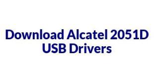Alcatel 2051D