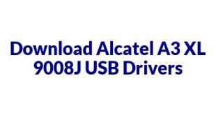Alcatel A3 XL 9008J