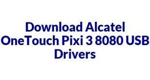 Alcatel OneTouch Pixi 3 8080