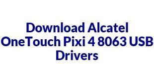Alcatel OneTouch Pixi 4 8063