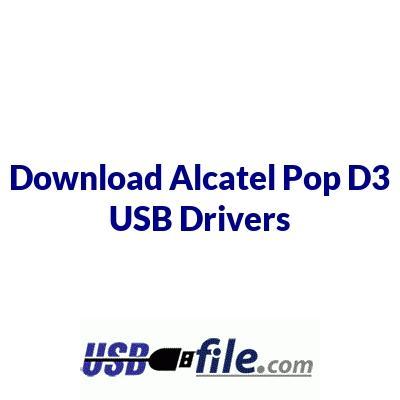 Alcatel Pop D3