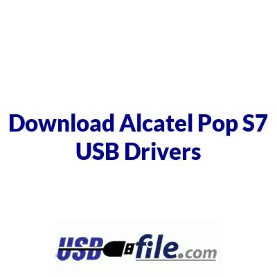 Alcatel Pop S7