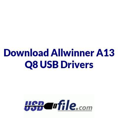 Allwinner A13 Q8