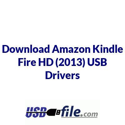 Amazon Kindle Fire HD (2013)