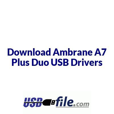 Ambrane A7 Plus Duo