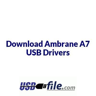 Ambrane A7