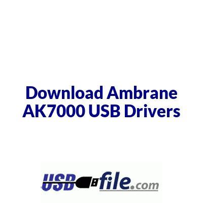 Ambrane AK7000