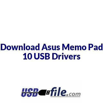Asus Memo Pad 10