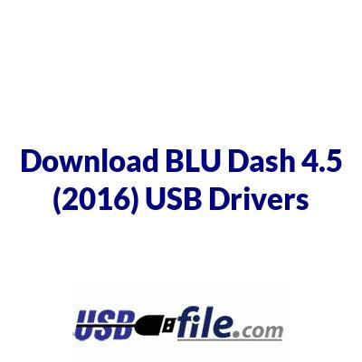 BLU Dash 4.5 (2016)