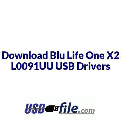 Blu Life One X2 L0091UU