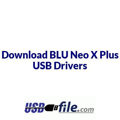 BLU Neo X Plus