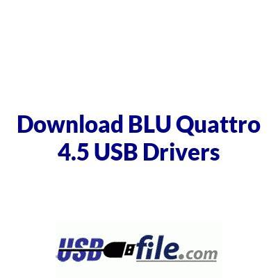 BLU Quattro 4.5