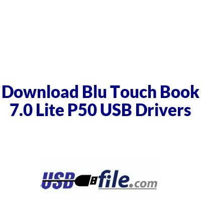 Blu Touch Book 7.0 Lite P50