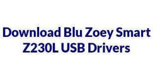 Blu Zoey Smart Z230L