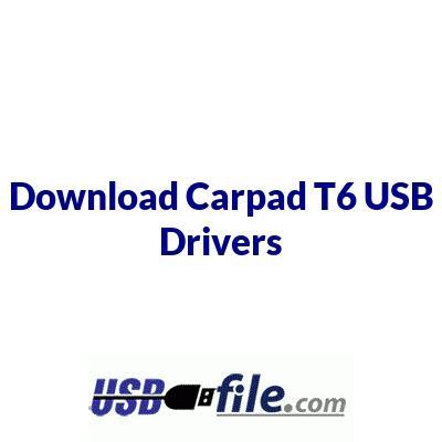 Carpad T6