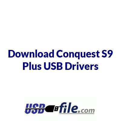 Conquest S9 Plus