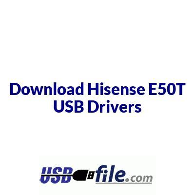 Hisense E50T