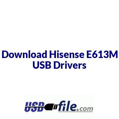 Hisense E613M