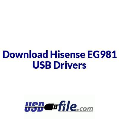 Hisense EG981