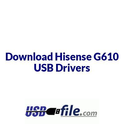 Hisense G610
