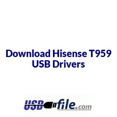 Hisense T959