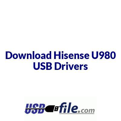 Hisense U980