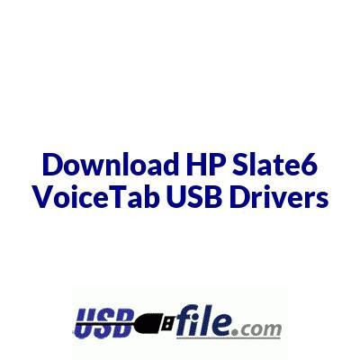 HP Slate6 VoiceTab