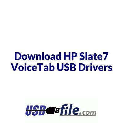 HP Slate7 VoiceTab