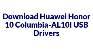 Huawei Honor 10 Columbia-AL10I