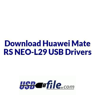 Huawei Mate RS NEO-L29