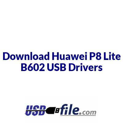 Huawei P8 Lite B602
