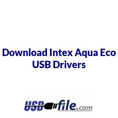Intex Aqua Eco