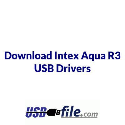 Intex Aqua R3