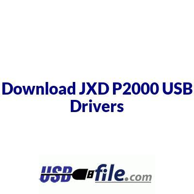 JXD P2000