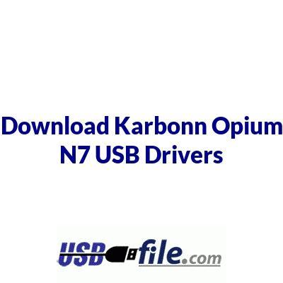 Karbonn Opium N7