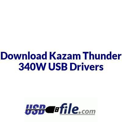Kazam Thunder 340W
