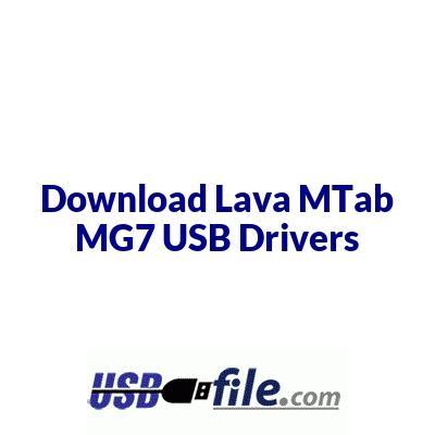 Lava MTab MG7