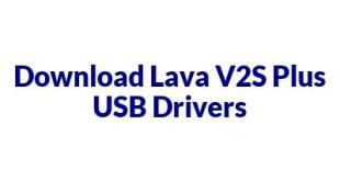 Lava V2S Plus
