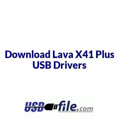 Lava X41 Plus