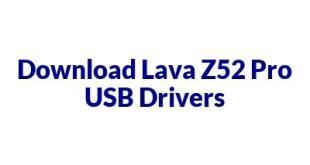 Lava Z52 Pro