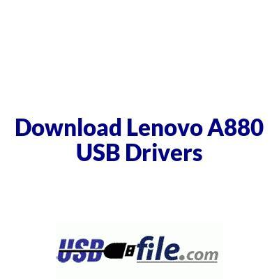 Lenovo A880