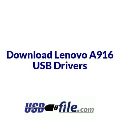 Lenovo A916